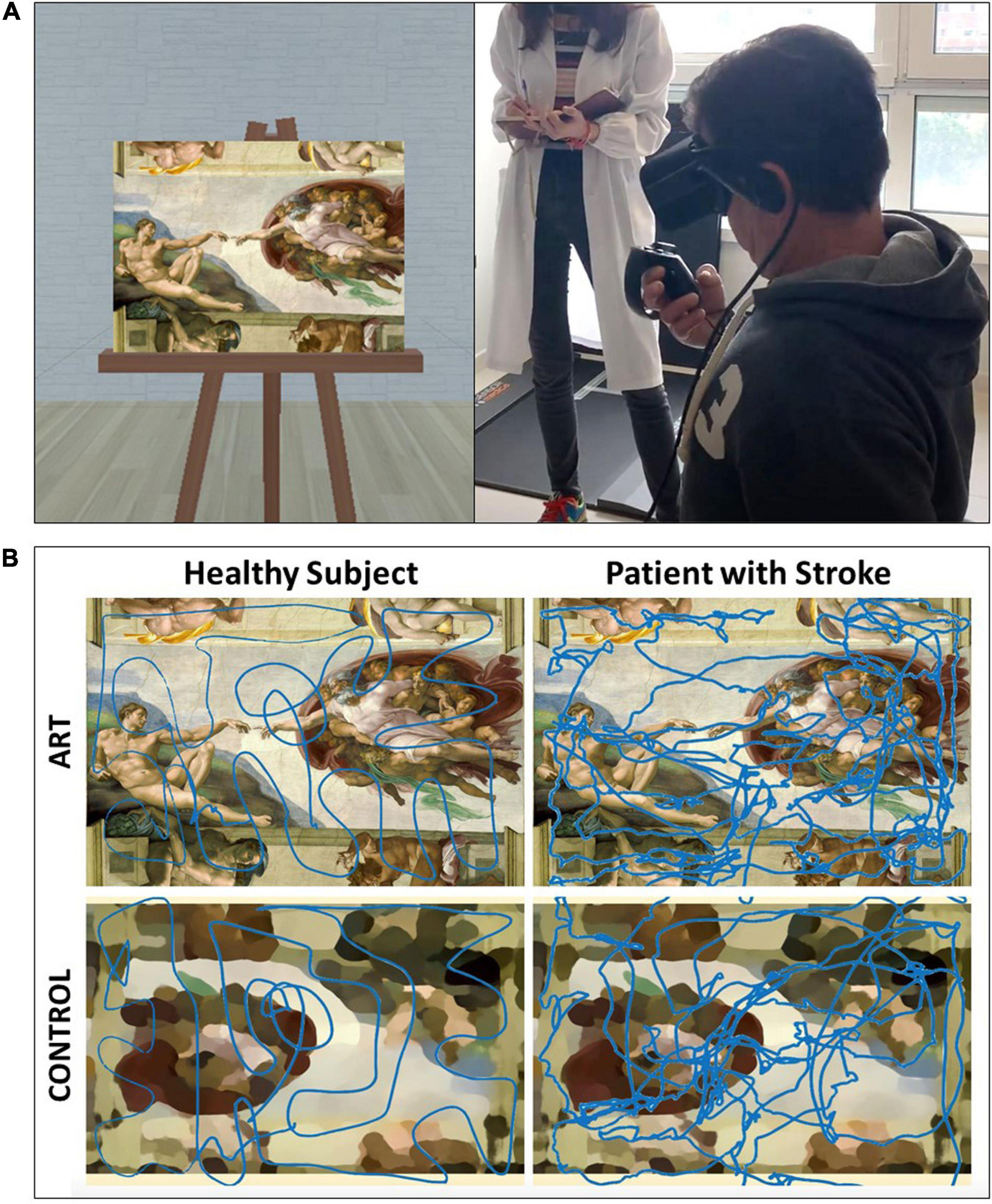 [ARTICLE] The Michelangelo Effect: Art Improves the Performance in a Virtual Reality Task Developed for Upper Limb Neurorehabilitation – Full Text