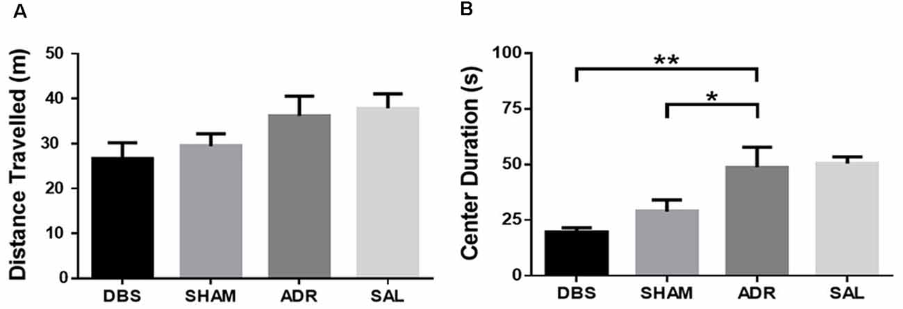 Frontiers | Mood Regulatory Actions of Active and Sham Nucleus Accumbens Deep Brain Stimulation ...