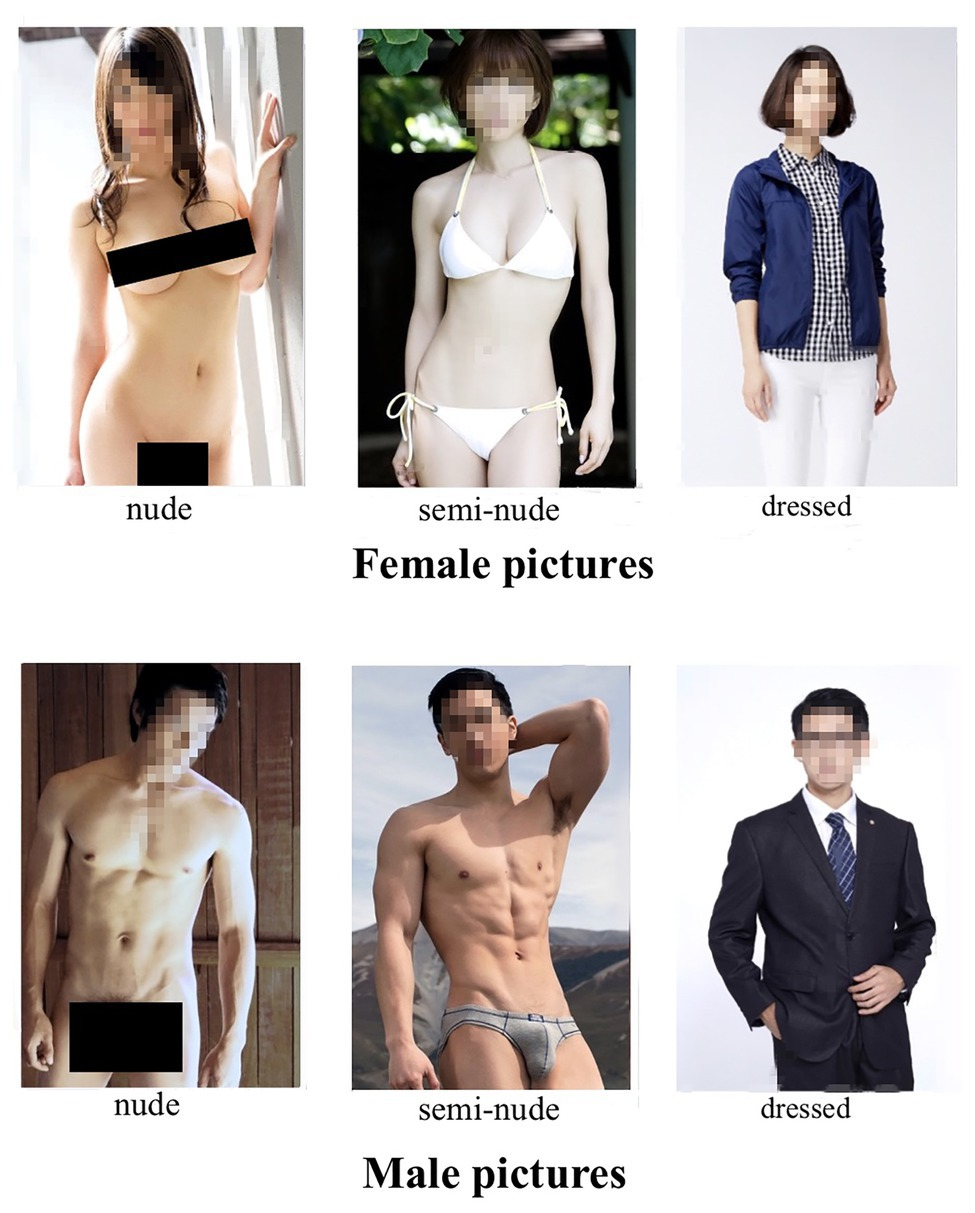 Naked girls different ethnicity Frontiers The East Asian Erotic Picture Dataset And Gender Differences In Response To Opposite Sex Erotic Stimuli In Chinese College Students Psychology