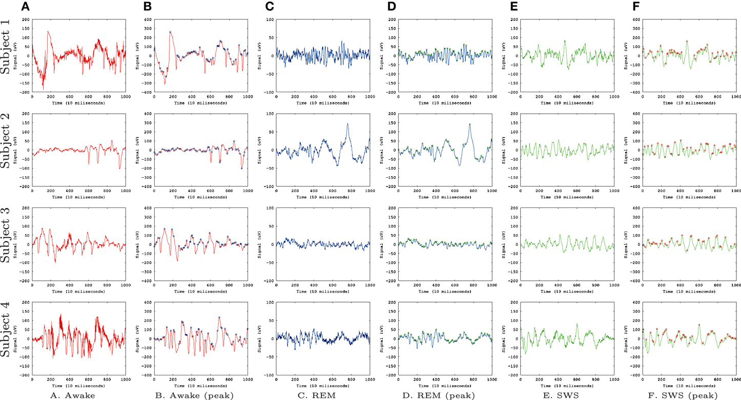 Frontiers | Predictable internal brain dynamics in EEG and