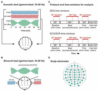Frontiers Binaural Beat A Failure To Enhance Eeg Power And Emotional Arousal Human Neuroscience