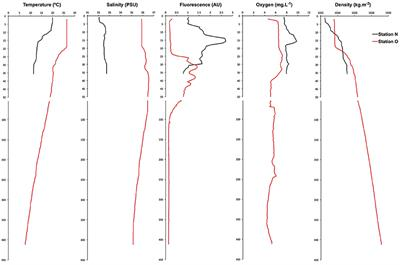 Frontiers | Distribution of Abundant and Active Planktonic