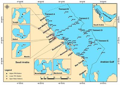 Frontiers   Macrobenthic Community Structure in the Northwestern