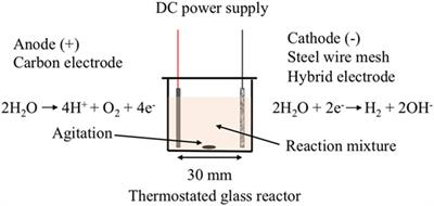 Frontiers | Electro-Catalytic Biodiesel Production from