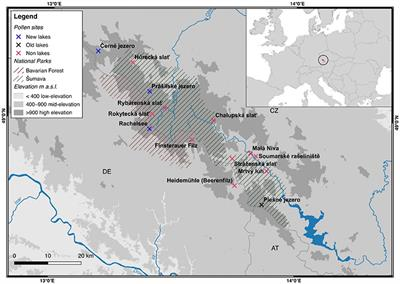 Frontiers | Quantitative Palynology Informing Conservation