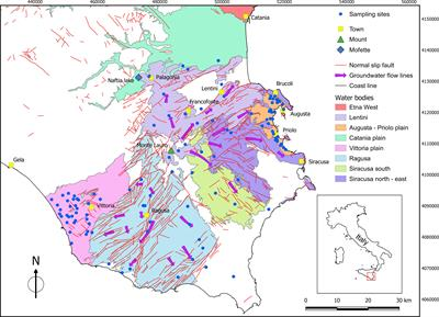 Frontiers | Assessment of the Geochemical Potential in a Complex