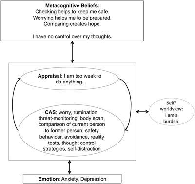 Frontiers Metacognitive Therapy For Adjustment Disorder In A