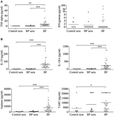 Frontiers | Blister Fluid Induces MMP-9-Associated M2-Type