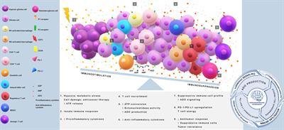 Immunosuppression in Gliomas via PD-1/PD-L1 Axis and Adenosine Pathway