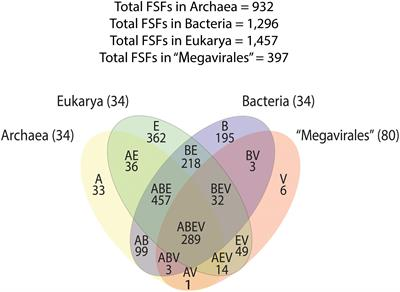 Frontiers | Ancestrality and Mosaicism of Giant Viruses