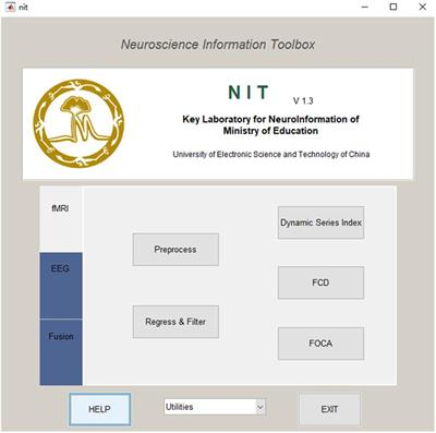 Frontiers   Neuroscience Information Toolbox: An Open Source