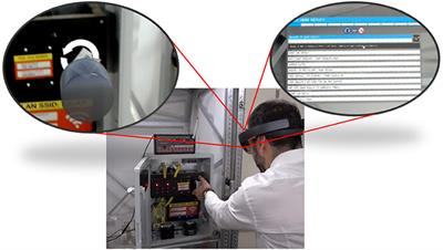 Frontiers | User Experience of Augmented Reality System for