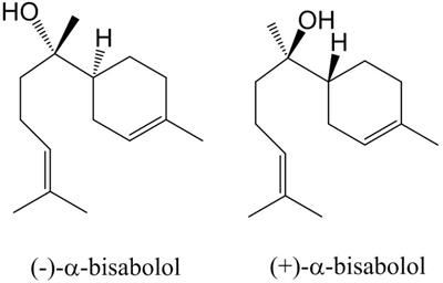 Frontiers | Identification of the Bisabolol Synthase in the