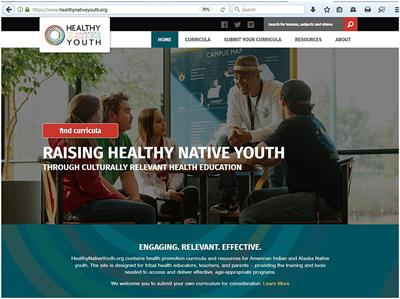 Frontiers | Healthy Native Youth: Improving Access to