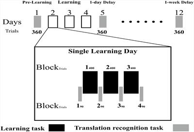 Frontiers | Semantic Similarity to Known Second Language Words