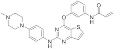Frontiers   Olmutinib (BI1482694/HM61713), a Novel Epidermal