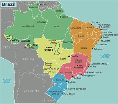 Frontiers Event Based Time In Three Indigenous Amazonian