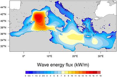 Frontiers | Marine Energy Exploitation in the Mediterranean