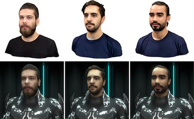Frontiers | From Robot to Virtual Doppelganger: Impact of