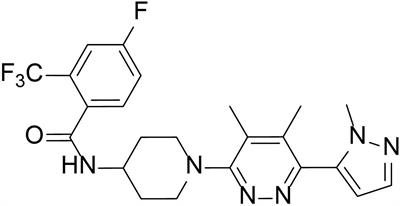 Frontiers | L-4, a Well-Tolerated and Orally Active Inhibitor of