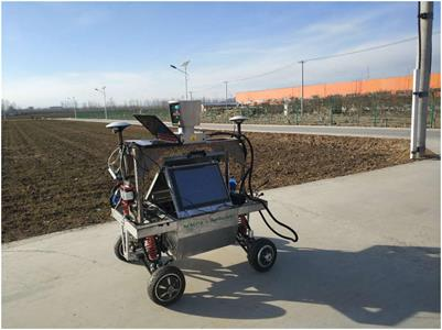 Frontiers | Field-Based High-Throughput Phenotyping for