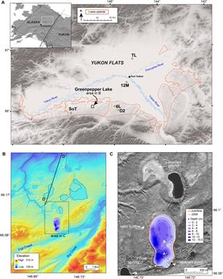 Frontiers | Holocene Thermokarst Lake Dynamics in Northern