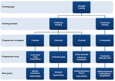 Frontiers   Complexity: A Novel Load Progression Strategy in