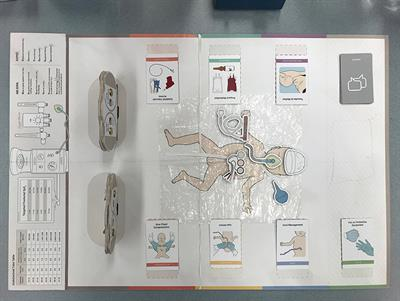 Frontiers RETAIN A Board Game That Improves Neonatal