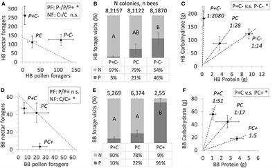 Frontiers | Individual and Colony Level Foraging Decisions