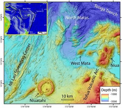 Frontiers   Recent Eruptions Between 2012 and 2018