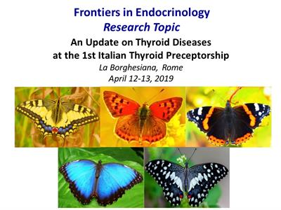 Frontiers in Endocrinology   Thyroid Endocrinology
