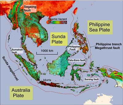 Earthquake Geology of South and Southeast Asia | Frontiers ...